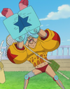 Franky Z's Ambition Arc Outfit