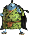 Jinbe Pirate Warriors 2