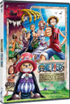 One Piece Movie 3 DVD Spain