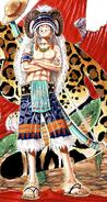 Rozdział 175 Luffy w stroju indianina