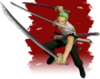 Zoro Pre Timeskip Pirate Warriors 4