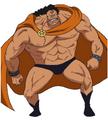 Concept Art de Spartan dans l'anime