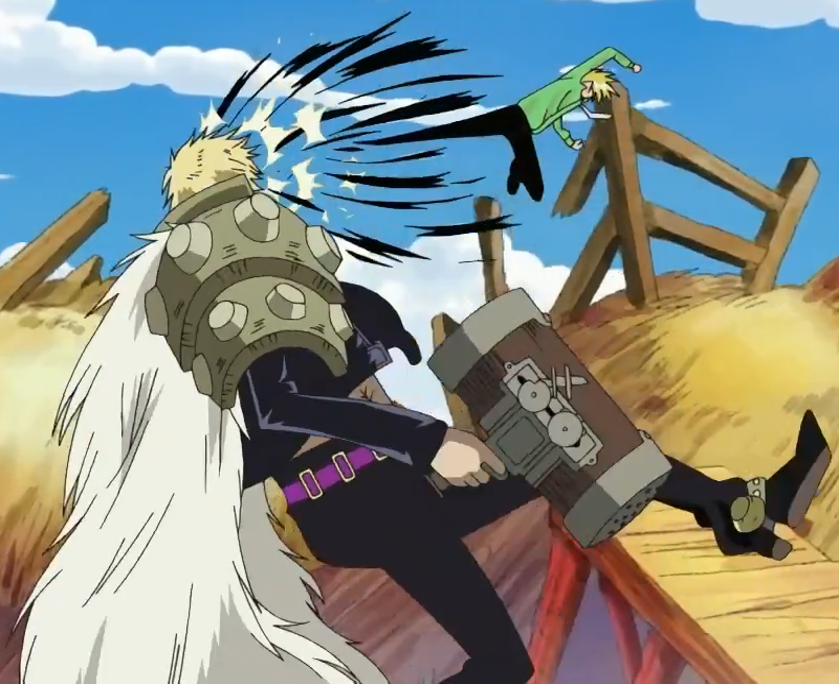 Image - Duval vs. Sanji.png   One Piece Wiki   FANDOM ...