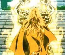 El Drago se prépare à utiliser son pouvoir