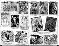 Galería de los Piratas de Usopp Volumen 70 pag 206-207