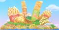 Isla de patatas desconocida