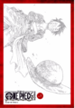 One Piece Magazine Vol. 1 cubierta interior