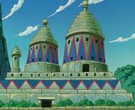 Ruinas de la Isla de Oro