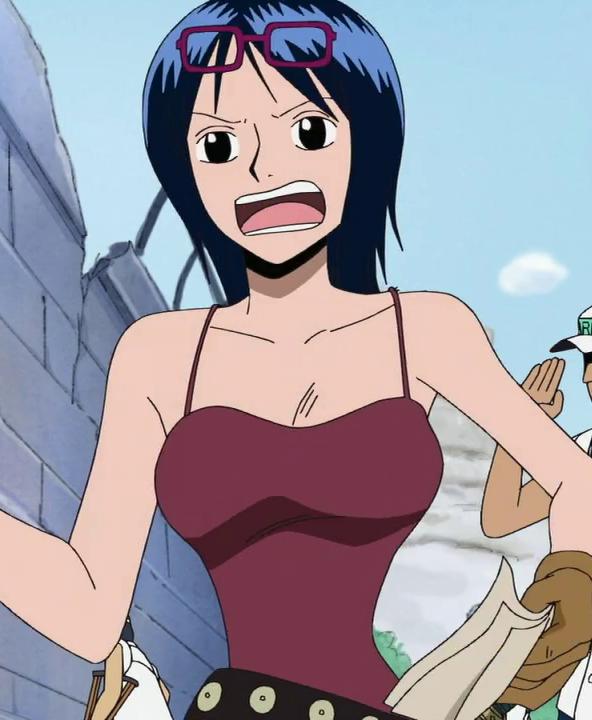 One Piece Tashigi Hot