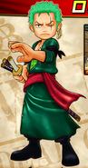 Zoro Super Grand Battle X
