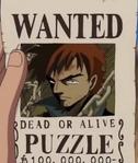 Puzzle Avis de Recherche