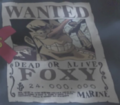 Wanted de Foxy