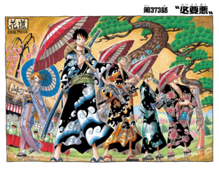 Chapter 373 Colored