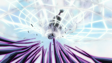 Luffy derrota a Doflamingo