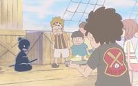 Momonosuke Capturé Anime