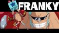 Nombre de Franky en We Go!