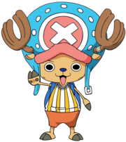 One Piece Tonny Tonny Chopper trans