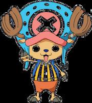 One Piece Tonny Tonny Chopper trans