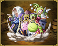 One Piece Treasure Cruise - Mr 7