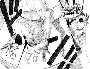 Ryuma asesina al Dragón