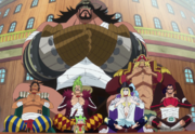 Straw Hat Grand Fleet