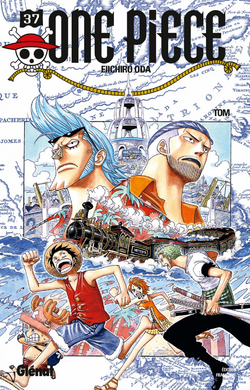 Tome 37 Couverture VF Infobox