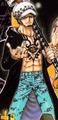 Trafalgar D. Water Law Manga Dos Años Después Infobox