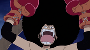 Afro Luffy