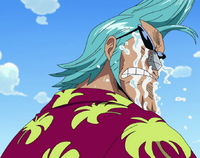 Emotional Franky