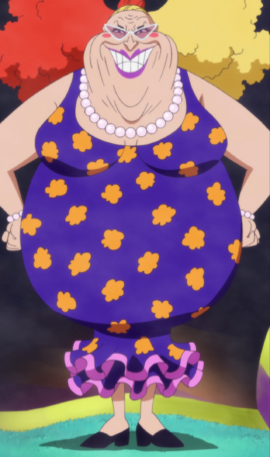 Giolla Anime Infobox