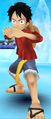 Luffy One Py Berry Match