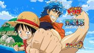 Luffy i Toriko