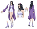 Nico Robin Film 14 Tenue 2