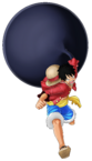 One Piece World Seeker Luffy