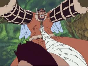Wiper derrotando a Shura