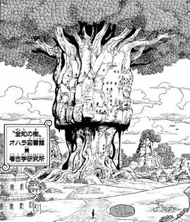 Arbre de la Cognition Manga Infobox