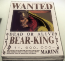 Bear King Avis de Recherche Film 9