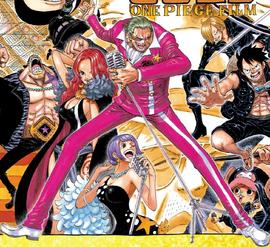 Gildo Tesoro Manga Infobox