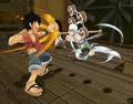 Grand Battle 3 Luffy vs Enel