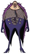 Hogback Anime Concept Art