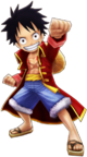 Luffy Pirate Coat Thousand Storm