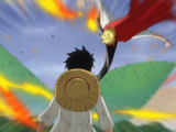 Monkey D. Luffy Vs Vinsmoke Sanji