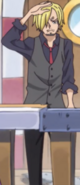 Sanji First Wano Outfit