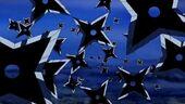 Deszcz Shurikenowych Meteorów
