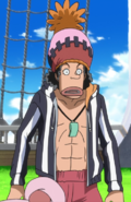 Usopp's First Outfit Strong World
