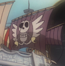 Baroque Works Ship Movie 2