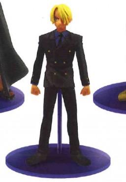 High Spec Coloring Figure Sanji
