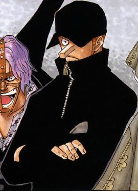 Kaku Manga Pre Timeskip Infobox