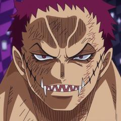 Il volto di Katakuri
