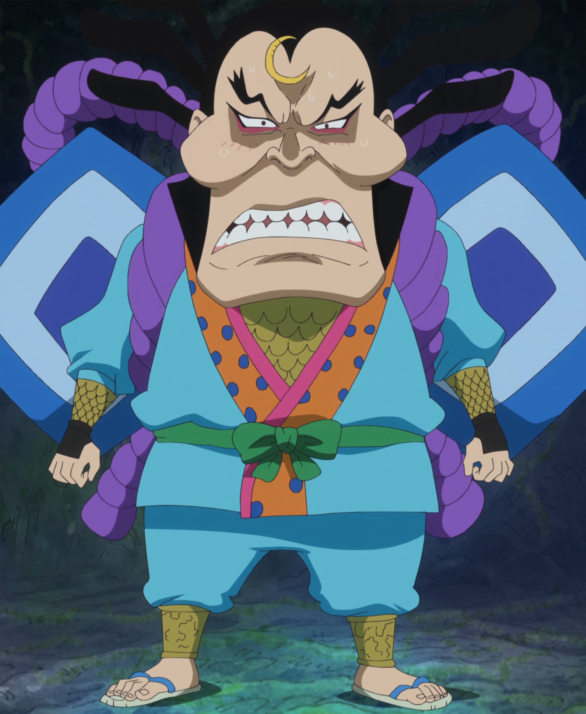 One Piece Ugly Characters